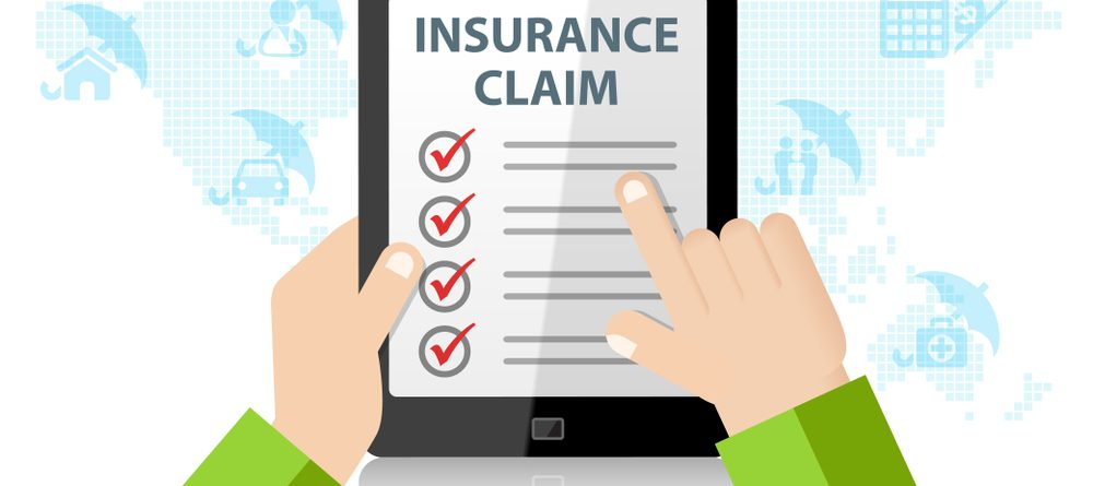 Fast track your insurance claim